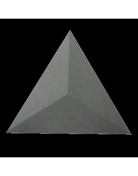 """Concrete bowl """"MEZZO"""" black / coppery"""